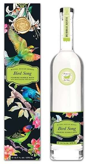 Bird Song Bubble Bath by Michel Design Works