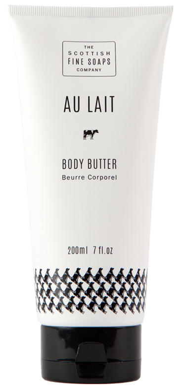 Au Lait Body Butter by Scottish Fine Soaps
