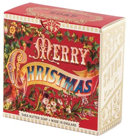 Michel Design Works - Merry Christmas Little Soap